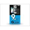 Haffner Apple iPhone 4/4S üveg képernyővédő fólia - Tempered Glass - 1 db/csomag