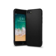 Haffner Apple iPhone 6/6S hátlap - Liquid Air - fekete tok és táska