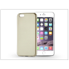 Haffner Apple iPhone 6/6S szilikon hátlap - Jelly Flash Mat - gold