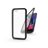 Haffner Apple iPhone 7/iPhone 8/SE 2020 mágneses, 2 részes hátlap előlapi üveggel - Magneto 360 - fekete