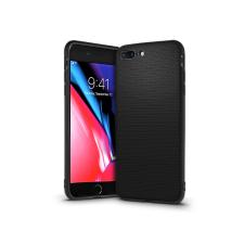 Haffner Apple iPhone 7 Plus/iPhone 8 Plus hátlap - Liquid Air - fekete tok és táska