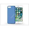 Haffner Apple iPhone 7 Plus/iPhone 8 Plus szilikon hátlap - Jelly Flash Mat - kék
