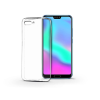 Haffner Huawei/Honor 10 szilikon hátlap - Ultra Slim 0,3 mm - transparent