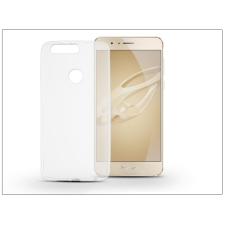 Haffner Huawei/Honor 8 szilikon hátlap - Ultra Slim 0,3 mm - transparent tok és táska