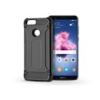 Haffner Huawei P Smart ütésálló hátlap - Armor - fekete