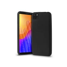Haffner Huawei Y5p szilikon hátlap - Soft Premium - fekete tok és táska
