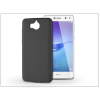 Haffner Huawei Y6 (2017) szilikon hátlap - Soft - fekete