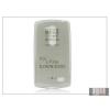 Haffner LG D290N L Fino szilikon hátlap - Ultra Slim 0,3 mm - fekete