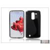 Haffner LG G Pro 2 D837 szilikon hátlap - S-Line - fekete