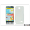 Haffner LG L90 D405 szilikon hátlap - S-Line - transparent