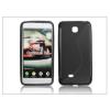 Haffner LG P875 Optimus F5 szilikon hátlap - S-Line - fekete