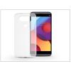 Haffner LG Q8 H970 szilikon hátlap - Ultra Slim 0,3 mm - transparent