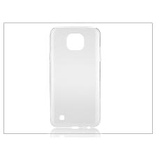 Haffner LG X Cam K580 szilikon hátlap - Ultra Slim 0,3 mm - transparent tok és táska