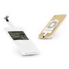 Haffner Lightning Qi adapter vezeték nélküli töltő állomáshoz - fehér