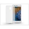 Haffner Nokia 3 szilikon hátlap - Ultra Slim 0,3 mm - transparent