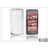 Haffner Nokia 500 szilikon hátlap - LUX - fehér