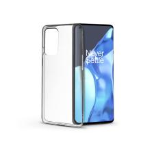 Haffner OnePlus 9 Pro 5G szilikon hátlap - Soft Clear - transparent tok és táska