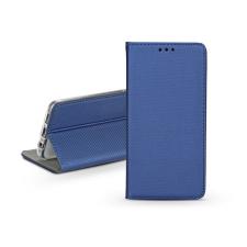 Haffner S-Book Flip bőrtok - Apple iPhone 11 Pro - kék tok és táska