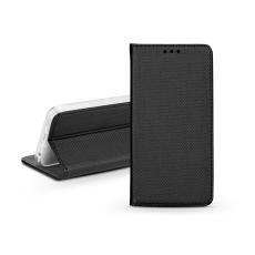 Haffner S-Book Flip bőrtok - Samsung A505F Galaxy A50/A30s - fekete