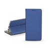 Haffner S-Book Flip bőrtok - Samsung G970U Galaxy S10e - kék