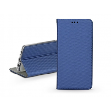 Haffner S-Book Flip bőrtok - Samsung G970U Galaxy S10e - kék tok és táska