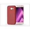 Haffner Samsung A320F Galaxy A3 (2017) szilikon hátlap - Jelly Flash Mat - piros