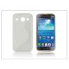 Haffner Samsung G3500 Galaxy Core Plus szilikon hátlap - S-Line - transparent