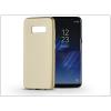 Haffner Samsung G950F Galaxy S8 szilikon hátlap - Jelly Flash Mat - gold