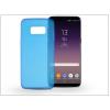 Haffner Samsung G955F Galaxy S8 Plus szilikon hátlap - Ultra Slim 0,3 mm - kék