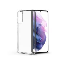 Haffner Samsung G996F Galaxy S21+ szilikon hátlap - Soft Clear - transparent tok és táska