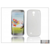 Haffner Samsung i9500 Galaxy S4 szilikon hátlap - fehér - S-Line