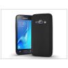 Haffner Samsung J120F Galaxy J1 (2016) szilikon hátlap - Jelly Bright 0,3 mm - fekete