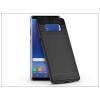 Haffner Samsung N950F Galaxy Note 8 szilikon hátlap - Carbon - fekete