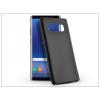 Haffner Samsung N950F Galaxy Note 8 szilikon hátlap - Jelly Flash Mat - fekete