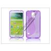 Haffner Samsung SM-G900 Galaxy S5 szilikon hátlap - S-Line - lila