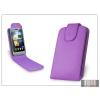 Haffner SLIGO flipes bőrtok - LG GD510 - lila - SLIGO SIMPLE