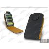 Haffner SLIGO flipes bőrtok - Samsung i9000 Galaxy S - fekete