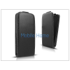 Haffner Slim Flexi Flip bőrtok - Apple iPhone 6 - fekete