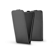 Haffner Slim Flexi Flip bőrtok - Xiaomi Redmi Note 10 5G - fekete tok és táska