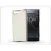 Haffner Sony Xperia XZ Premium (G8141) szilikon hátlap - Jelly Flash Mat - gold