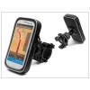 Haffner Univerzális kerékpárra/motorkerékpárra szerelhető, vízálló telefontartó - Extreme 167