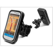 Haffner Univerzális kerékpárra/motorkerékpárra szerelhető, vízálló telefontartó - Extreme 167 tok és táska