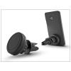 Haffner Univerzális szellőzőrácsba illeszthető mágneses PDA/GSM autós tartó - állítható fejjel