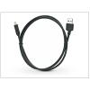 Haffner USB - USB Type-C adat- és töltőkábel 2 m-es vezetékkel - Type-C 3.1 - fekete