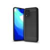 Haffner Xiaomi Mi 10 Lite szilikon hátlap - Carbon - fekete