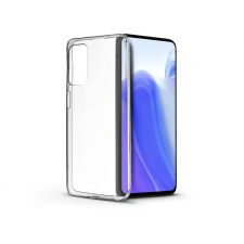 Haffner Xiaomi Mi 10T/Mi 10T Pro szilikon hátlap - Soft Clear - transparent mobiltelefon, tablet alkatrész