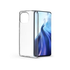 Haffner Xiaomi Mi 11 szilikon hátlap - Soft Clear - transparent tok és táska