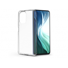 Haffner Xiaomi Mi 11i szilikon hátlap - Soft Clear - transparent tok és táska