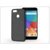 Haffner Xiaomi Mi A1 szilikon hátlap - Carbon - fekete