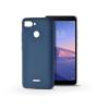 Haffner Xiaomi Redmi 6 szilikon hátlap - Soft - kék
